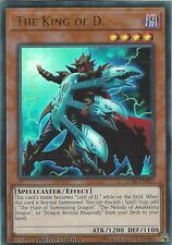 Yu-Gi-Oh: THE KING OF D. - LC06-EN002 - Ultra Rare Card - Limited Edition