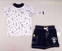 Nautica Baby Set, Baby Boys 2-Piece Rash Guard & Board Shorts - 18 months