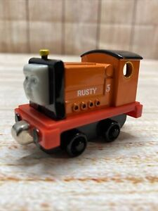 Thomas & Friends 2004 Rusty #5 Diecast Train