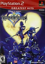 PLAYSTATION 2 PS2 KINGDOM HEARTS 1 NEW 100 DISNEY TOONS