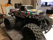 Unbreakable body for  Traxxas Stampede and monsters 10 scale