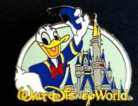 Disney Pin 52877 WDW - Where dreams come true Starter Set - Donald Duck