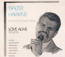 WALTER HAWKINS Love Center Choir Alive Reunion 1987 Light LP Black Gospel Record