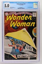 Wonder Woman #105 - DC 1959 CGC 5.0 Origin of Wonder Woman.