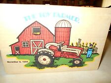 1986 Ford 901 Tractor W/Box