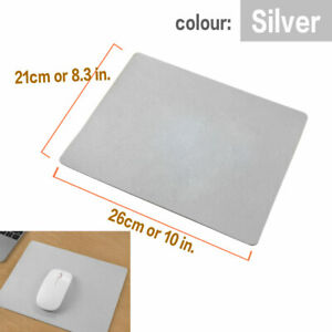 Waterproof Office Desk Extended Mouse Pad Can Warm/Light Large Size 20-120cm Lot