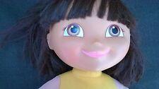"DORA DOLL The Explorer Fisher Price HAPPY BIRTHDAY Sings Talks 14"" Toy Girls"
