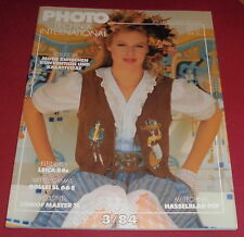 zeitschrift photo technik international 3 / 84 foto news technik markt heft 1984