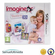 Imagine Babies (Nintendo 3DS) **GREAT CONDITION**