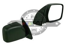 TOYOTA HIACE SBV 10/1995 - 1/2003 RIGHT SIDE BLACK DOOR MIRROR   MANUAL
