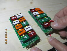 PONTIAC FIREBIRD KNIGHT RIDER 1-2 SEASON SWITCHPODS ELECTRONICS KRIDER KITT KARR
