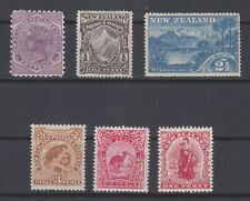 P130959/ NEW ZEALAND STAMPS / LOT 1895 – 1908 MINT MH CV 207 $
