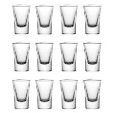 12er Set Schnapsgläser 2cl 4cl 20ml 40ml Shotgläser Pinnchen Shots Tequila Glas