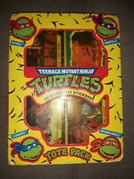 Topps Teenage Mutant Ninja Turtles Trading Cards Tote Pack 1989 Rare! Read Info.