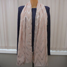 Oliver Bonas* New with tag* Ladies pink Scarf