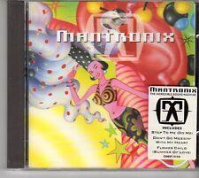 (EU474) Mantronix, The Incredible Sound Machine - 1991 CD
