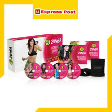 Zumba Fitness Incredible Slimdown Dance DVD System Weight Loss