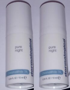 2 x Dermalogica PowerBright TRx Pure Night 0.34 oz BRAND NEW