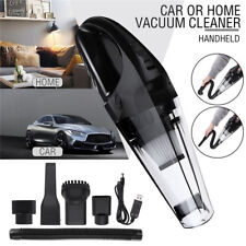 AUDEW 120W Rechargeable Wet Dry 3000PA Cordless Handheld Car Home Vacuum Cleaner