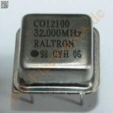 10 x 32.000 MHz Quarzoszillator Quarzoszillator 32.000 MHz Raltron  10pcs