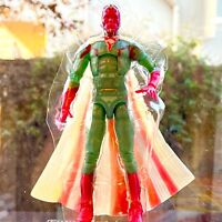 VISION Paul Bettany Marvel Legends Wandavision Endgame -No Bro Thor BAF