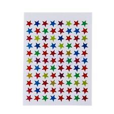 DIY Craft Star Shape Stickers Labels For School Children Kids Teacher Reward
