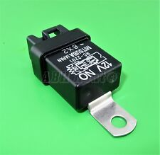 614-Honda & Acura (90-12) 4-Pin Multi Use Black Relay RC-2201 RC2201 12V NO
