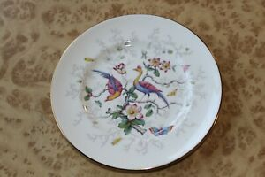 Coalport BIRD OF PARADISE Side Plate ~ Replacement Vintage High Tea