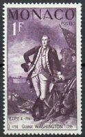 Monaco 1956 International FIPEX Exhibition 1 Fr Superb MINT Commemorative Stamp