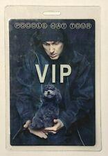 WEIRD AL YANCOVIK VIP LAMINATED BACKSTAGE PASS - POODLE HAT TOUR