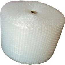 "1/2"" X 100 Ft. X 12""  *LARGE BUBBLES* BUBBLE WRAP ROLL"