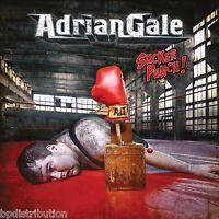 ADRIANGALE - SUCKERPUNCH (CD, 2013) Ted Poley/Danger Danger/GuardianJamie Rowe!!