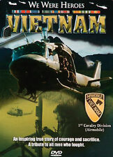 WE WERE HEROES 3 DVD COLLECTORS SET IN A TIN-1ST CLAVARY DIVISION AIRMOBILE