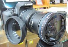 Ultra Wide fisheye lens Hood for Canon EOS Rebel t5 T3 T3i T2i T1 T1i xti 1100d