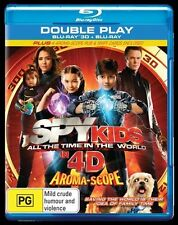 Family Action Adventure 3D DVDs & Blu-ray Discs