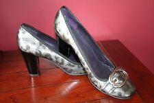 Madeline Morlan pump women's size 10M  new pewter