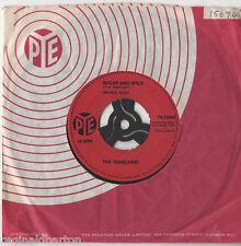 "The Searchers - Sugar And Spice 7"" Single 1963"
