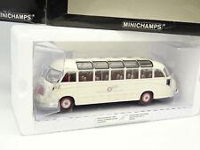 Minichamps 1/43 - Car Autocar Setra S8 Taeter und Ziemons Aachen