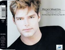 RICKY MARTIN : THE CUP OF LIFE / CD - TOP-ZUSTAND