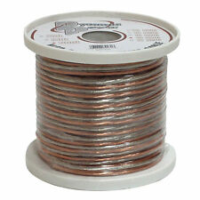 PYRAMID RSW20500 500FT LONG AND 20 GAUGE SPOOL OF HIGH QUALITY SPEAKER ZIP WIRE