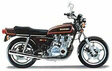 SUZUKI GS750 Service , Owner's and Parts Manual CD