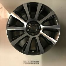 "Genuine Range Rover L405  21"" Style 101 9 Spoke Diamond Cut  Alloy Wheel"