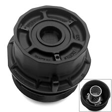 Oil Filter Housing Cap Assembly For Toyota Prius 2010-14, Prius V 2012-14 1.8L