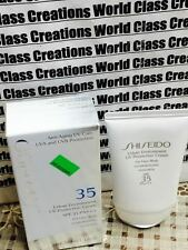 SHISEIDO URBAN ENVIORNMENT UV PROTECTION CREAM FOR FACE,BODY SPF 35 PA+++ 1.8 OZ