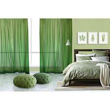 Tenda Fior di lino verde