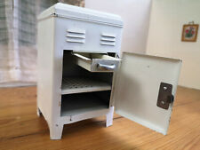 alter Kühlschrank aus Blech, Spielzeug, Deko (G)15948