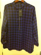 M&S Collection Long Sleeve Shirt Size: 22