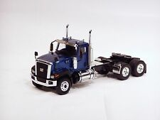 "Caterpillar CT680 6x4 Truck Tractor - ""BLUE"" - 1/50 - WSI"