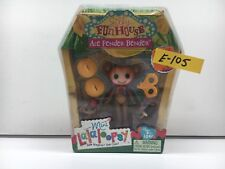 NEW & SEALED!! LALALOOPSY MINI SILLY FUNHOUSE ACE FENDER BENDER DOLL E-105