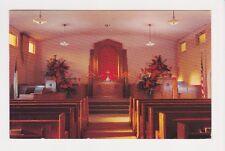 1960 postmark Carlsbad Union Church CA Roy Brokenshire Pastor Jefferson/ Pine St